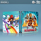 FAC #107 DEADPOOL 2 WEA Exclusive unnumbered EDITION #5B SUPER DUPER CUT Steelbook™ Extended cut Limited Collector's Edition