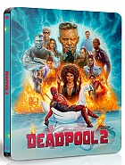 FAC *** DEADPOOL 2 WEA Exclusive unnumbered EDITION #5A 4K Ultra HD Steelbook™ Limited Collector's Edition (4 Blu-ray)