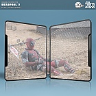 FAC #107 DEADPOOL 2 WEA Exclusive unnumbered EDITION #5A SUPER DUPER CUT 4K Ultra HD Steelbook™ Limited Collector's Edition