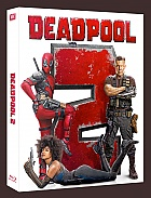 FAC #107 DEADPOOL 2 FullSlip + Lenticular Magnet EDITION #1 WEA EXCLUSIVE Steelbook™ Limited Collector's Edition - numbered (2 Blu-ray)