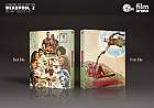 FAC #107 DEADPOOL 2 Double Lenticular 3D (Front and Back) FullSlip XL EDITION #3 WEA EXCLUSIVE Steelbook™ Limited Collector's Edition - numbered