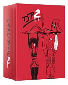 FAC #107 DEADPOOL 2 MANIACS Collector's BOX (featuring E1 + E2 + E3 + E5B) EDITION #4 WEA EXCLUSIVE Steelbook™ Limited Collector's Edition - numbered (4K Ultra HD + 9 Blu-ray)