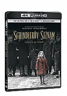 SCHINDLER'S LIST 4K Ultra HD (3 Blu-ray)