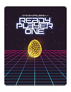 FAC #109 READY PLAYER ONE Lenticular 3D FullSlip XL 3D + 2D Steelbook™ Limited Collector's Edition - numbered + Gift Steelbook's™ foil