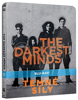 THE DARKEST MINDS Steelbook™ Limited Collector's Edition + Gift Steelbook's™ foil