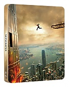 SKYSCRAPER (International SteelBook Version) 4K Ultra HD 3D + 2D Steelbook™ Limited Collector's Edition + Gift Steelbook's™ foil (Blu-ray 3D + 2 Blu-ray)