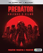 PREDATOR 1 - 3 4K Ultra HD Collection