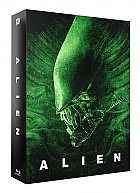 FAC #120 ALIEN FullSlip XL + Lenticular 3D Magnet EDITION #1 Exclusive WEA Steelbook™ Limited Collector's Edition - numbered (Blu-ray)