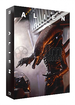 FAC #120 ALIEN Double 3D Lenticular FullSlip XL EDITION #2 Exclusive WEA Steelbook™ Limited Collector's Edition - numbered
