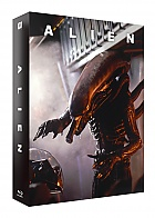FAC #120 ALIEN Double 3D Lenticular FullSlip XL EDITION #2 Exclusive WEA Steelbook™ Limited Collector's Edition - numbered (Blu-ray)
