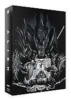 FAC #120 ALIEN Embossed 3D FullSlip XL EDITION #3 Steelbook™ Limited Collector's Edition - numbered (4K Ultra HD + Blu-ray)