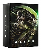 FAC #120 ALIEN MANIACS COLLECTOR'S BOX (featuring editions E1 + E2 + E3 + E5B) EDITION #4 Steelbook™ Limited Collector's Edition - numbered (4K Ultra HD + 4 Blu-ray)
