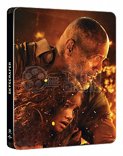 SKYSCRAPER (German SteelBook Version) 3D + 2D Steelbook™ Limited Collector's Edition + Gift Steelbook's™ foil