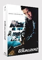 FAC #111 THE EQUALIZER 2 FullSlip + Lenticular Magnet EDITION #1 Steelbook™ Limited Collector's Edition - numbered (2 Blu-ray)