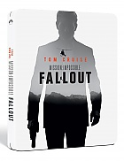 MISSION: IMPOSSIBLE VI - Fallout Steelbook™ Limited Collector's Edition + Gift Steelbook's™ foil (2 Blu-ray)