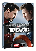 CAPTAIN AMERICA: Civil War (DVD)