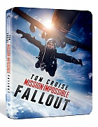 MISSION: IMPOSSIBLE VI - Fallout 4K Ultra HD Steelbook™ Limited Collector's Edition + Gift Steelbook's™ foil (3 Blu-ray)