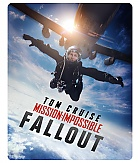 MISSION: IMPOSSIBLE VI - Fallout 4K Ultra HD Steelbook™ Limited Collector's Edition + Gift Steelbook's™ foil