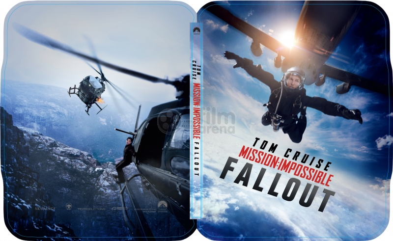 MISSION: IMPOSSIBLE VI - Fallout Steelbook™ Limited
