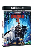 How to Train Your Dragon 3 (4K Ultra HD + Blu-ray)