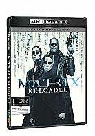 Matrix Reloaded 4K Ultra HD (3 Blu-ray)