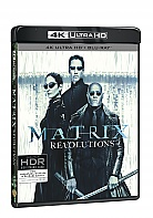 MATRIX REVOLUTIONS 4K Ultra HD (3 Blu-ray)