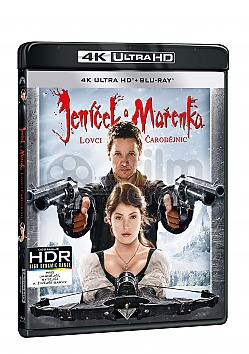Hansel and Gretel: Witch Hunters 4K Ultra HD