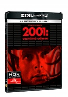 A Space Odyssey 4K Ultra HD (3 Blu-ray)