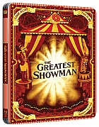 THE GREATEST SHOWMAN (New Visual) Steelbook™ Limited Collector's Edition (4K Ultra HD + Blu-ray)