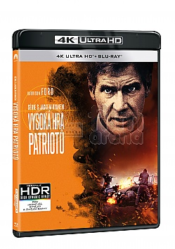 Patriot Games 4K Ultra HD