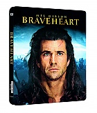 Brave Heart Steelbook™ Limited Collector's Edition + Gift Steelbook's™ foil (4K Ultra HD + Blu-ray)