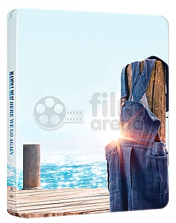 MAMMA MIA: HERE WE GO AGAIN! 4K Ultra HD Steelbook™ Limited Collector's Edition + Gift Steelbook's™ foil