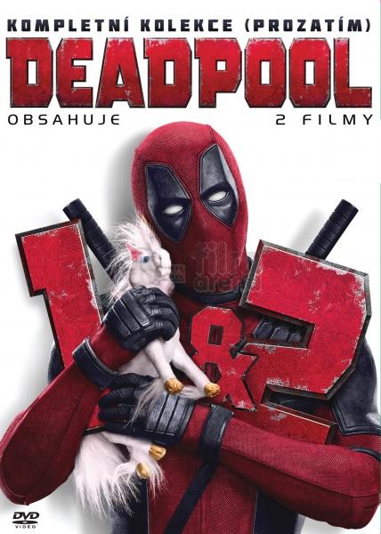 Deadpool 1 2 Collection 2 Dvd