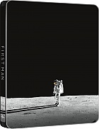 FIRST MAN Steelbook™ Limited Collector's Edition + Gift Steelbook's™ foil (Blu-ray)