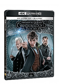 Fantastic Beasts: The Crimes of Grindelwald 4K Ultra HD