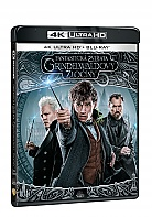 Fantastic Beasts: The Crimes of Grindelwald 4K Ultra HD (2 Blu-ray)