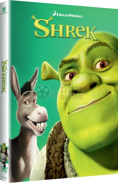 Shrek Big Face Ii Dvd