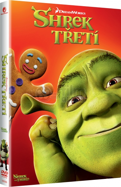 Shrek The Third Big Face Ii Dvd