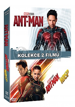 ANT-MAN 1 + 2 (Ant-Man + Ant-Man And The Wasp) Collection