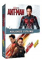 ANT-MAN 1 + 2 (Ant-Man + Ant-Man And The Wasp) Collection (2 DVD)
