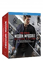 Mission: Impossible 1 - 6 Collection (6 Blu-ray)