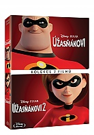 THE INCREDIBLES 1 + 2 Collection (2 DVD)