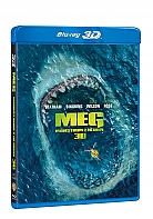 MEG: A NOVEL OF DEEP TERROR 3D + 2D (2 Blu-ray)
