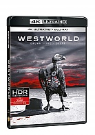 WESTWORLD - 2. série Kolekce (4K Ultra HD + 2 Blu-ray)