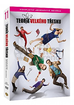 Big Bang Theory Season 11 Collection