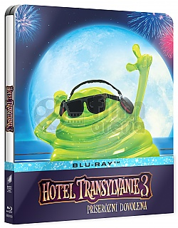 HOTEL TRANSYLVANIA 3: SUMMER VACATION Steelbook™ Limited Collector's Edition + Gift Steelbook's™ foil
