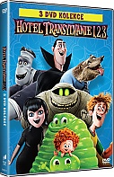 Hotel Transylvania 1 - 3 Collection (3 DVD)