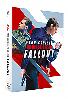 FAC #132 MISSION: IMPOSSIBLE VI - Fallout FULLSLIP XL + LENTICULAR MAGNET Edition #1 Steelbook™ Limited Collector's Edition - numbered (4K Ultra HD + 2 Blu-ray)