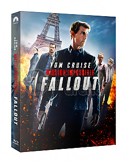 FAC *** MISSION: IMPOSSIBLE VI - Fallout LENTICULAR 3D FULLSLIP Edition #2 Steelbook™ Limited Collector's Edition - numbered