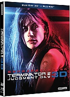 Terminator 2: Judgment Day 3D + 2D Remastered Edition (Blu-ray 3D + Blu-ray)